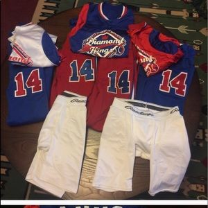 Boys Baseball Uniforms